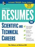 Resumes scientific book