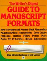 Writers digest guide to manuscript formats