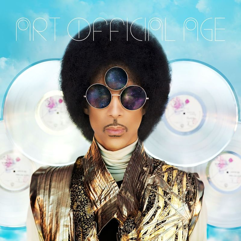 ART OFFICIAL AGE CD by Prince