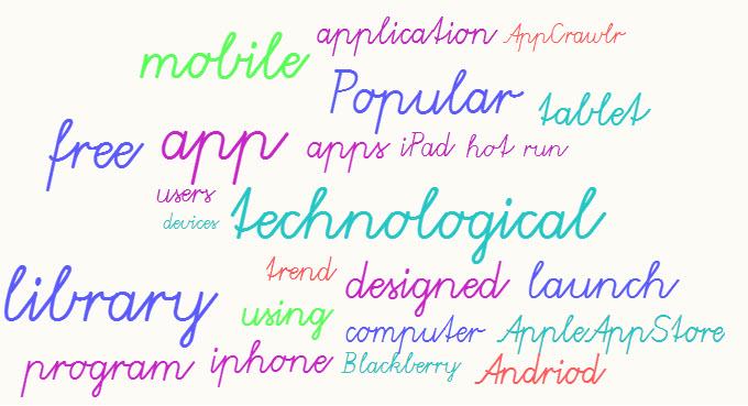 AppWordCloud