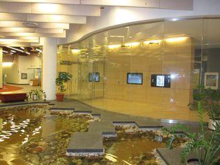 Entrance & TD Gallery