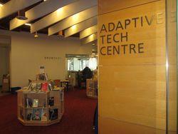 Adaptive Tech-Browsery 1st floor