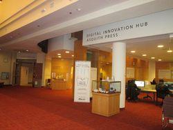 Digital Hub-Asquith Press 1st floor