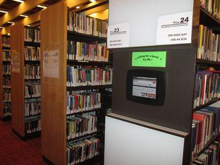 Open Shelf 2nd floor