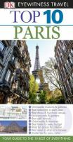 Eyewitness travel Top 10 Paris the best of everything