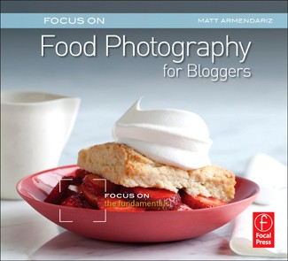 Food photography for bloogers