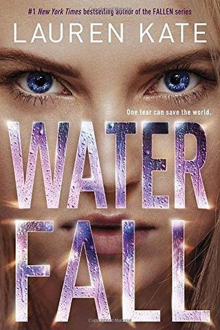 Book cover waterfall lauren kate