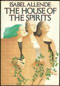 Book cover the house of the spirits by isabel allende