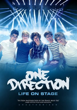 One Direction life on stage