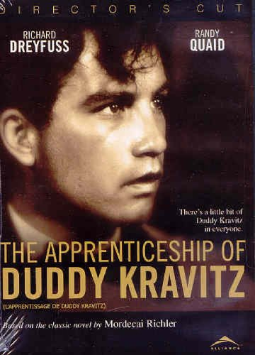 The Apprenticeship of Duddy Kravitz DVD