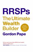RRSPs  the utimate wealth builder