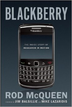 Blackberry  the inside story of Research in Motion