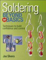 Soldering Beyond the Basics