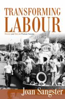 Transforming labour women and work in post-war Canada