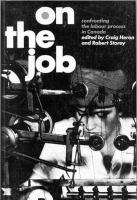 On the job confronting the labour process in Canada