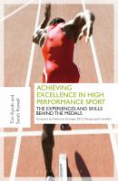 Achieving excellence in high performance sport : experiences and skills behind the medals
