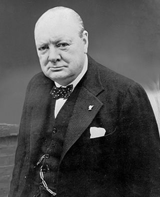 Winston Chruchill (Statesman)