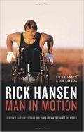 Parapan athletes Rick Hansen
