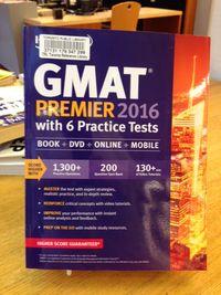 GMAT Premier 2016
