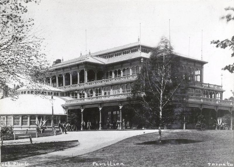 Allan Gardens Pavillion