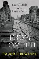 From Pompeii - the afterlife of a Roman town