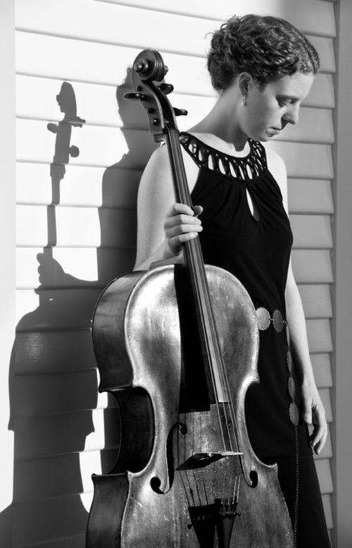 Hannah Addario-Berry Cellist