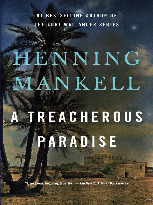 A treacherous paradise eBook