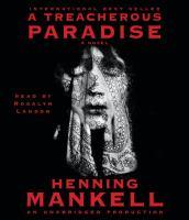 A treacherous paradise Audiobook