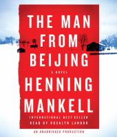 The man from Beijing Talking Book