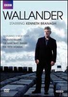 Wallander Volume 2 BBC Kenneth Branagh