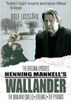 Henning Mankell's Wallander the original episodes set 1 Rolf Lassgård