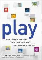 Play how it shapes the mind