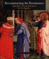 Reconstructing the Renaissance