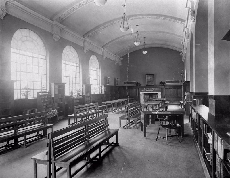 Bloor Gladstone Branch vintage photo.