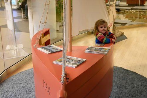 Max's Boat