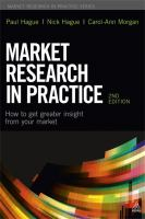 Market Research in Practice