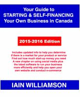 Your Guide to Starting and Self Financing