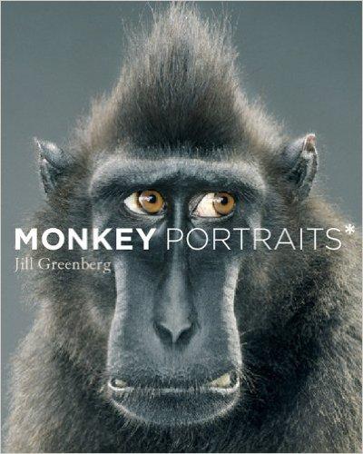 Monkey Portraits by Jill Greenberg