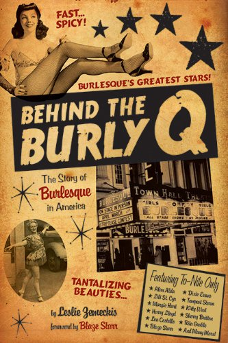 Behind the Burly Q Dvd