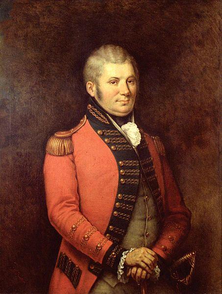 Colonel Simcoe