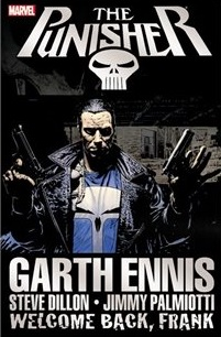 Welcome Back, Frank by Garth Ennis, Steve Dillon and Jimmy Palmiotti