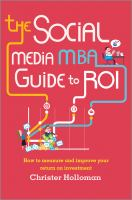 Social Media MBA Media Guide to ROI