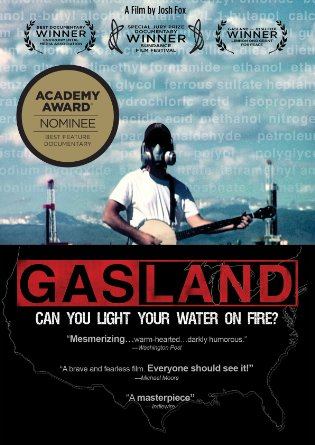 Gasland DVD Can you Light your Water on Fire
