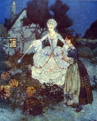 Dulac The Sleeping Beauty and Other Fairy Tales