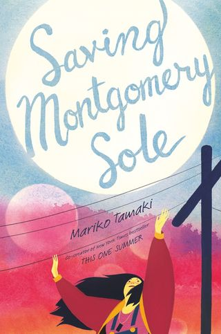 Saving Montomery Sole cover