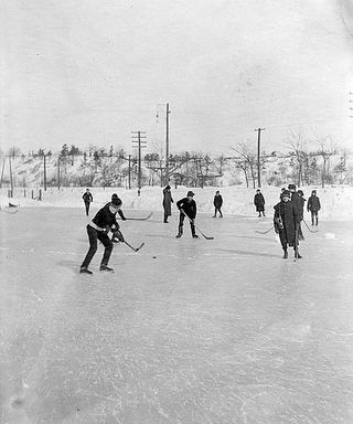 Hockey Riverdale Park