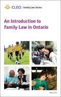An introduction to family law in Ontario