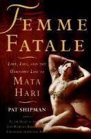 Femme Fatale by Pat Shipman