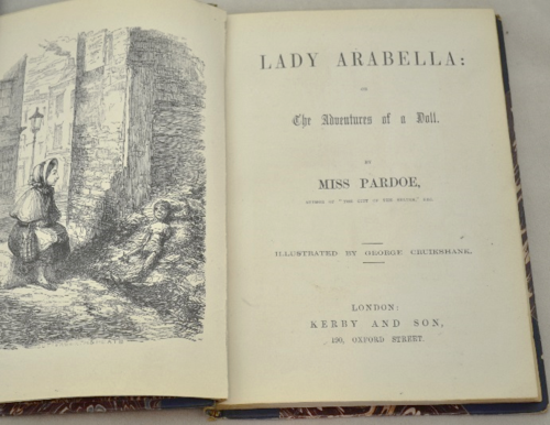 Lady Arabella, or, The Adventures of a Doll