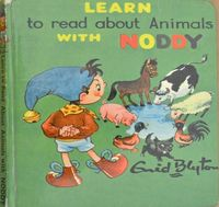 Learn to read about Animals with Noddy